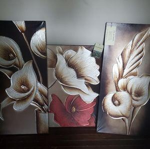 3 Piece set - Decorative brought for $25 each
